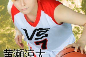 黒子のバスケ黄瀬涼太コスプレ写真集短髪