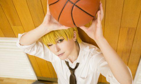 黒子のバスケ黄瀬涼太コスプレイヤーA$CEえーす