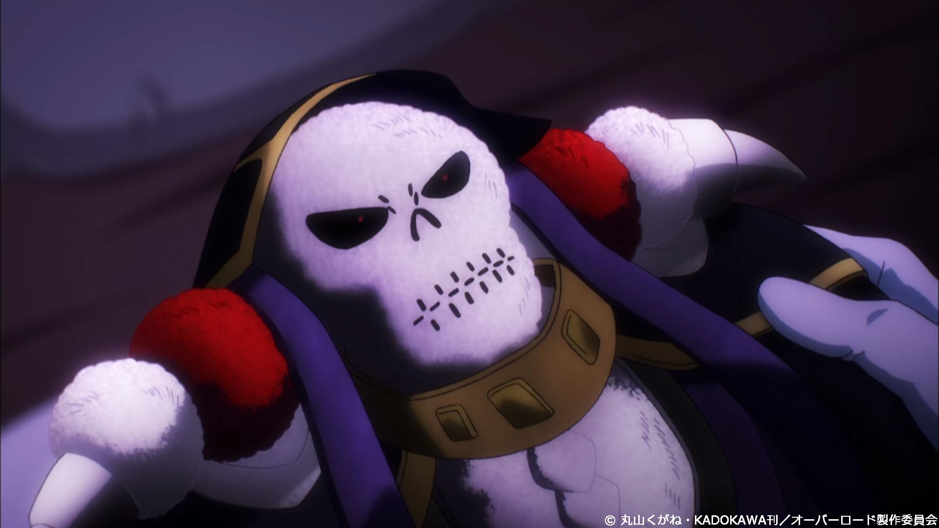 オーバーロードoverroadアルベドalbedoアニメ画像