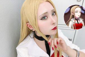 ポケモン剣盾トレーナー美人秘書オリーヴさんコスプレ