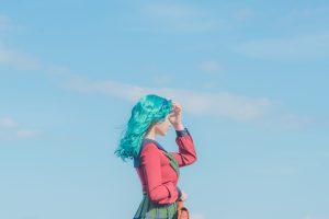 セーラームーンネプチューン海王みちるコスプレ写真